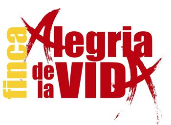 Finca Alegria de la Vida logo website